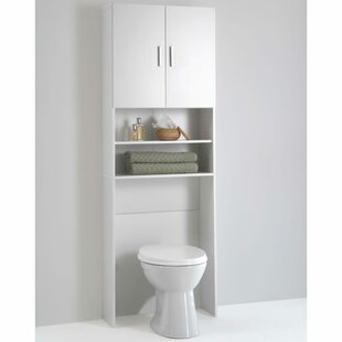 Candido 64cm X 190cm Over The Toilet Cabinet By 17 Stories