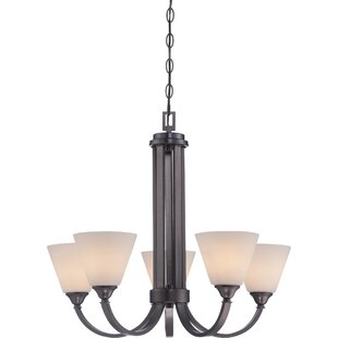 Illumina Direct Dinette 5-Light Shaded Chandelier