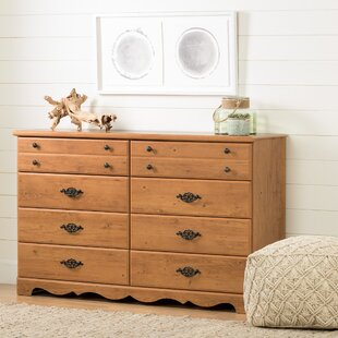 Prairie 8 Drawer Dresser