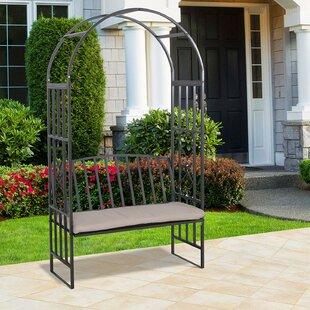Valleywood Metal Arbour Bench By Sol 72 Outdoor