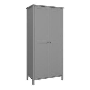Raye 2 Door Wardrobe By Ebern Designs