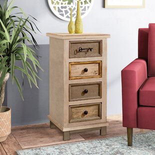 Roberson 4 Drawer Accent Chest by August Grove