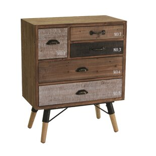 Gardendale 5 Drawers Chest By Bloomsbury Market