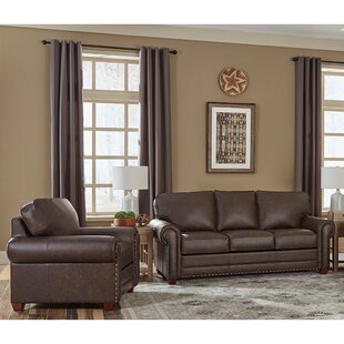 Price Check Lexus 2 Piece Leather Sleeper Living Room Set by 17 Stories Reviews (2019) & Buyer's Guide