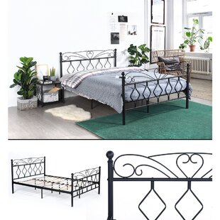 Cyrus Platform 2 Piece Bedroom Set by 39F inc
