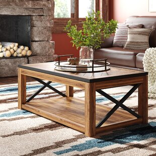 Battershell Coffee Table