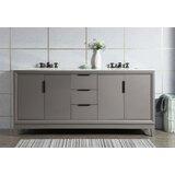 Tappahannock 72 Double Bathroom Vanity Set by AllModern