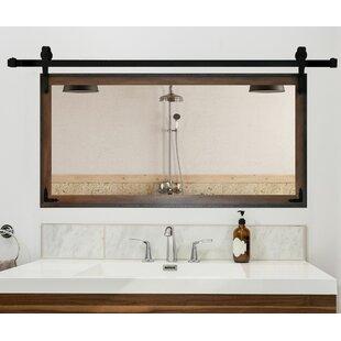 Ovalle Timber Estate Bathroom/Vanity Mirror