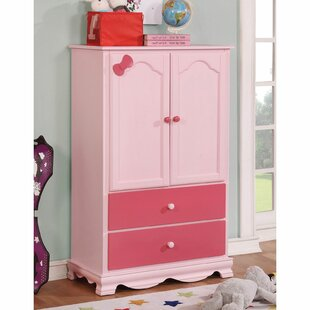 Glenwood Armoire by Zoomie Kids