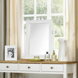 Cillian Rectangular Dressing Table Mirror By August Grove