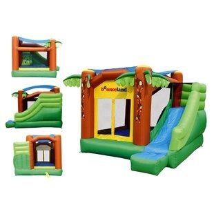 Bounceland Jungle Bounce House