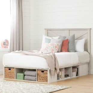 Reviews Avilla Queen Storage Platform Bed by South Shore Reviews (2019) & Buyer's Guide