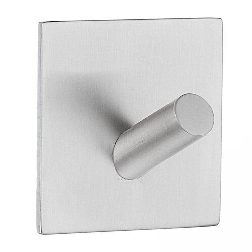 Smedbo Beslagsboden Single Wall Mounted Design Self Adhesive Single Hook Reviews Wayfair