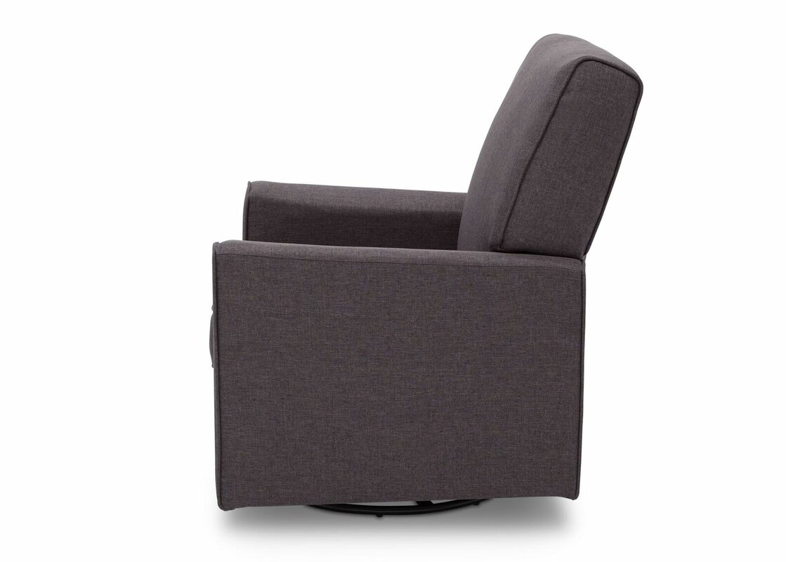Wayfair Swivel Glider Chair: Delta Children Eva Swivel Glider & Reviews