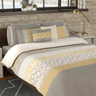 Mercury Row Hansford 7 Piece Comforter Set