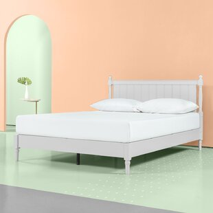 Marsha Platform Bed by Highland Dunes