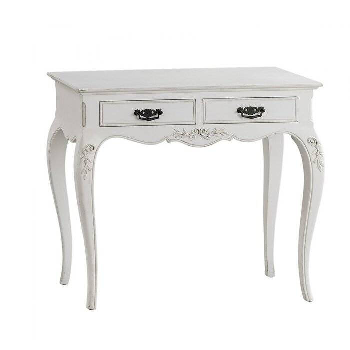 Miraculous Laci Console Table Bralicious Painted Fabric Chair Ideas Braliciousco