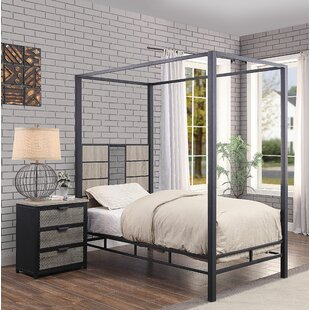 Boe Canopy Configurable Bedroom Set by Williston Forge