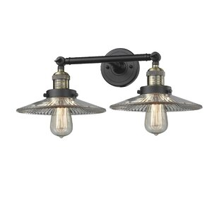 Great choice Briar 2-Light Armed Sconce By Longshore Tides