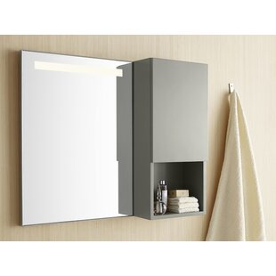 Cooper 12 W x 30 H Wall Mounted Cabinet by Ronbow