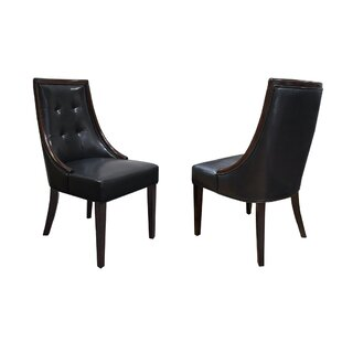 Bren Upholstered Dining Chair by Red Barr..