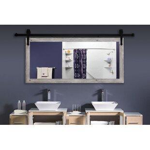 Online Reviews Nicholle Antique Vanity Mirror ByGracie Oaks