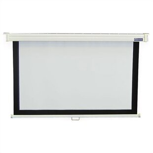 Consort Deluxe Matt White Manual Projection Screen