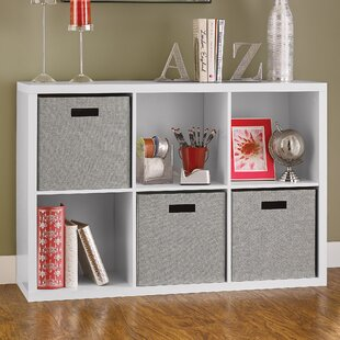 Decorative Storage Cube Unit Bookcase ClosetMaid