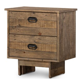 St Philips 2 Drawer Nightstand