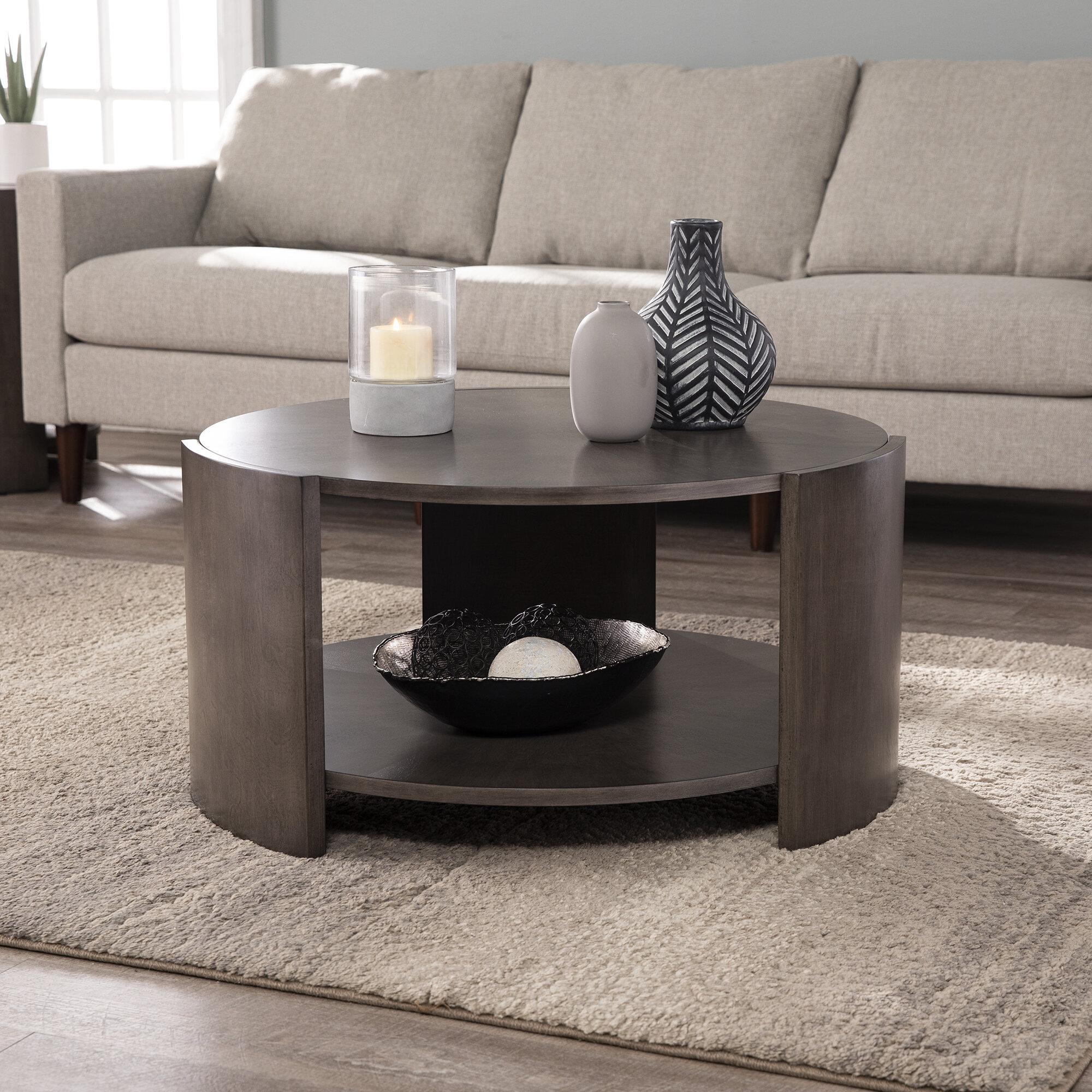 - Orren Ellis Arkendale Coffee Table With Storage & Reviews Wayfair