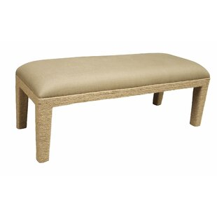 Rope Upholstered Bench