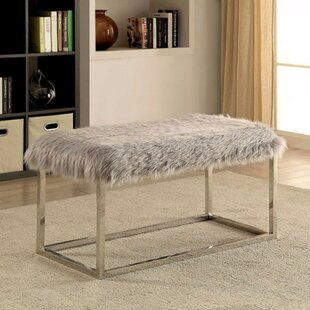 Keller Furry Affair Metal Bench