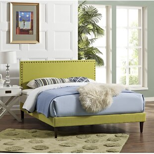 Wrought Studio Preiss Upholstered Platform Bed