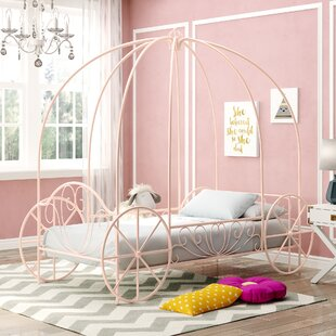 Emily Twin Canopy Bed