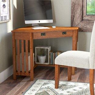 Eliseo Corner Computer Desk by Andover Mills