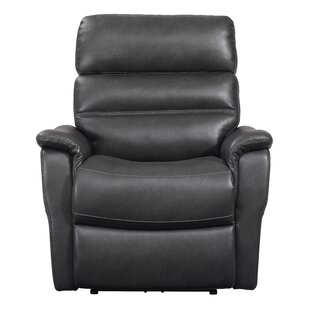 Ash Power Recliner