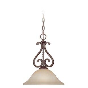 Astoria Grand Westerleigh 1-Light Cone Pendant