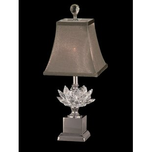 Dickerson Crystal Accent 17.25 Table Lamp