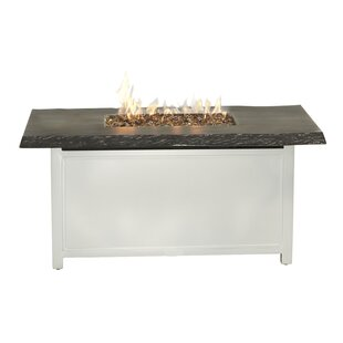 Leona Altra Aluminum Propane Fire Pit Table