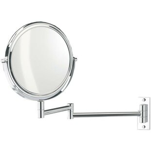 Price comparison Kostka 2-Arms Swivel Makeup/Shaving Mirror By Symple Stuff