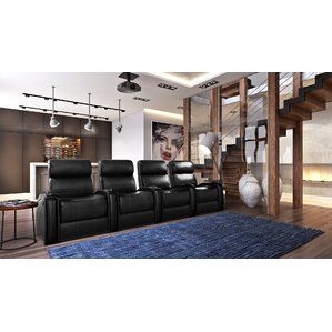 Octane Seating Nitro XL750 Home Theatre Lounger (Row of 4)