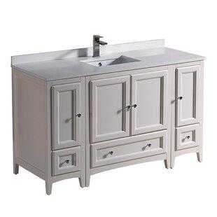Oxford 54 Single Bathroom Vanity Set by Fresca