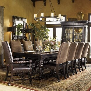Kingstown 11 Piece Dining Set Modern