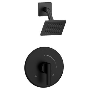 Symmons Dia Thermostatic Shower Faucet with Trim