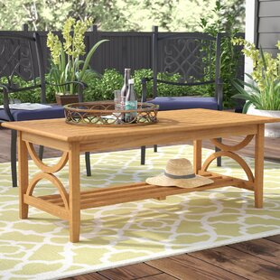 Brunswick Teak Coffee Table by Birch Lane™ Heritage