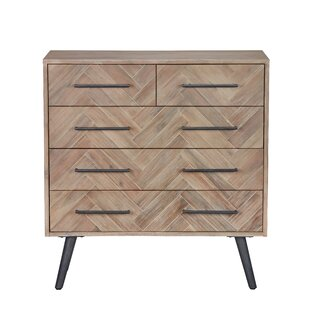 Jamari 5 Drawer Dresser by George Oliver