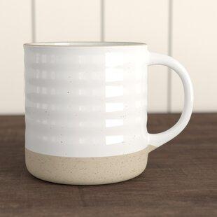 BIA Cordon Bleu 17-Ounce Safari Mug Assorted Animal Print Designs Set of 4