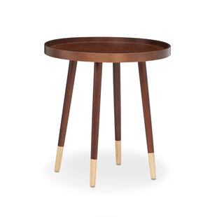 Desmarais End Table by George Oliver
