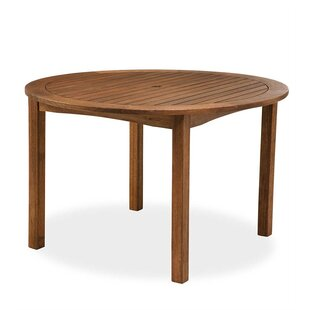 Lancaster Solid Wood Dining Table by Plow..