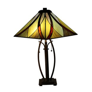 Inexpensive Sheen 26 Table Lamp By Warehouse of Tiffany